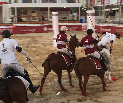 Dubai Beach Polo