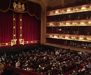 Royal Opera House, London