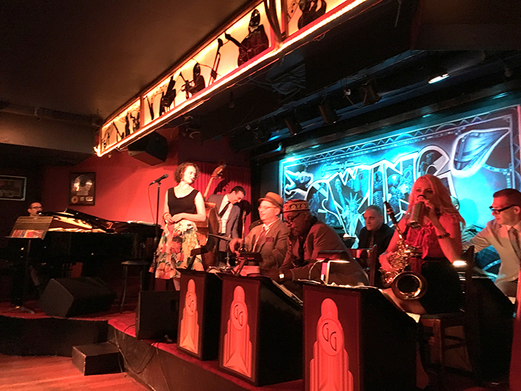 Swing 46 Jazz Club